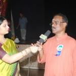Onam 2014-6- President - D D Bangala - interview