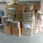 Samajam flood relief materials3