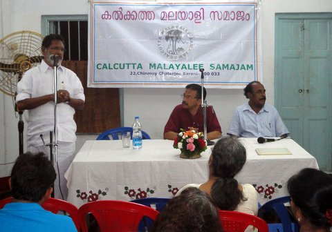 Karthikeyan Speaker at Samajam 29-4-13