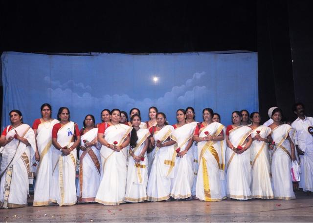Samajam Daimond Jubilee  ladies Volunteers