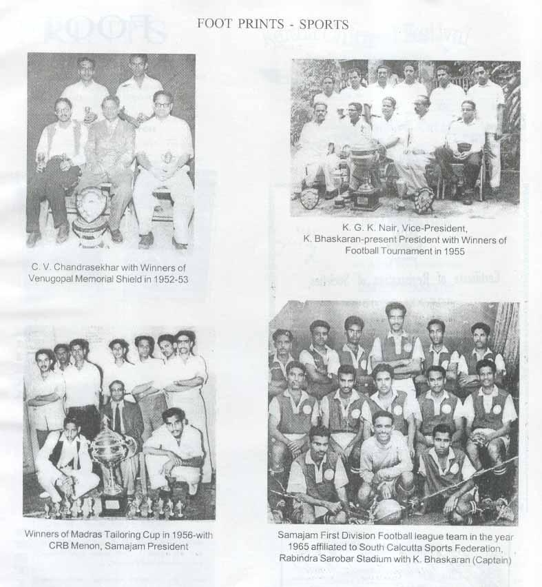 Samajam Foot Print -17