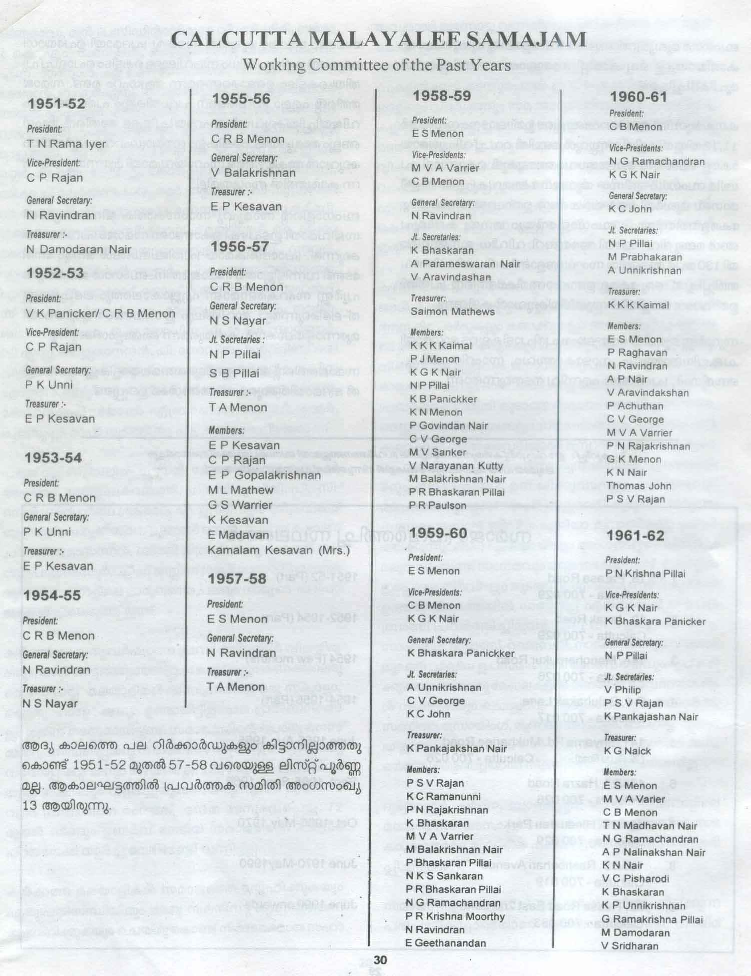 Samajam OldWorking Committee list-1