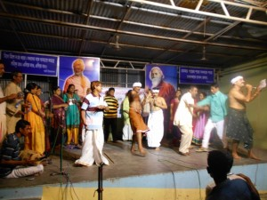 Brahamapur  are family meet - folk song presented by members